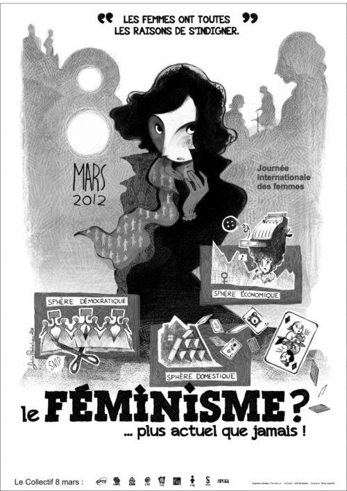 Le féminisme plus actuel que jamais