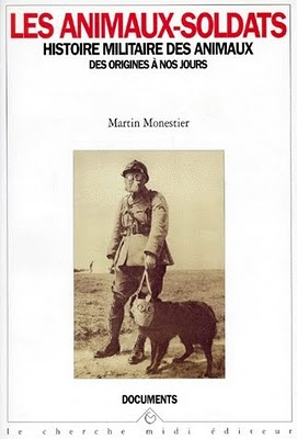 Tranchant, Thibault - Les animaux-soldats