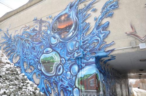 Fanie Lebrun - Graffiti