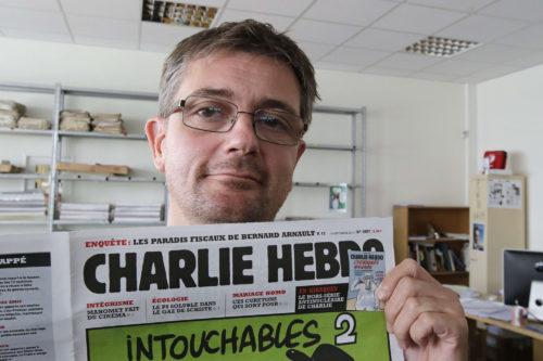 Vigier, Sylvain - Charb