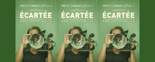 Evelyne Papillon - Ecartee