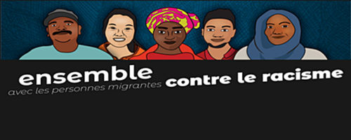 Collectif Ensemble migrants racisme