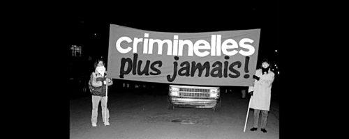 Marie-Danielle Larocque - Criminelles plus jamais
