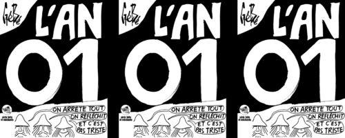 Sylvain Vigier - L'an 01