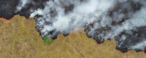Amazonie feu Bolsonaro