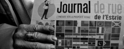 Journal de rue Estrie