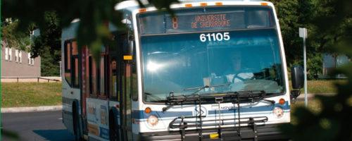 Transport commun Sherbrooke