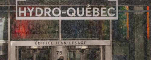 Hydro-Québec loi 34