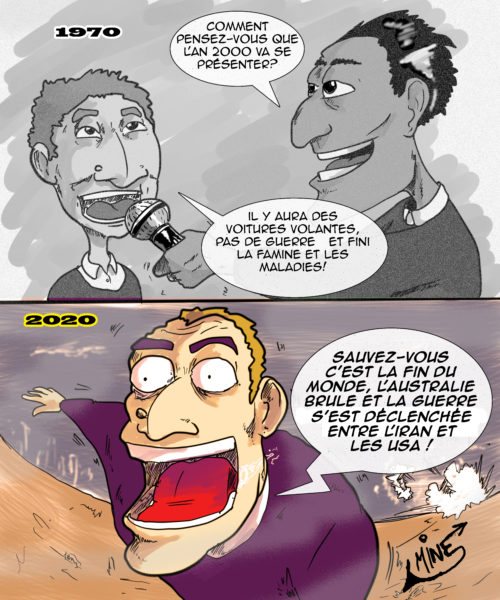 Amine_Carricature_An 2000